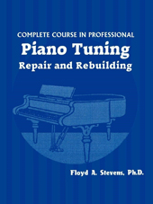 钢琴的调律、修复与重建—第3课 钢琴的击弦机9-7 卧式钢琴击弦机是如何工作的  210125